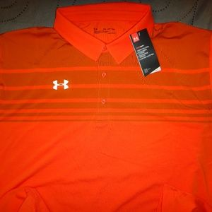 UNDER ARMOUR POLO SHIRT SIZE 5XL NWT $64.99